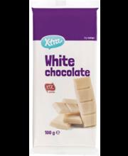 X-tra krõbe valge  šokolaad 100 g