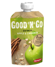 Semper õuna-kaneeli kaerasmuuti, 120 g