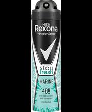 Spreideodorant Rexona Men Marine 150 ml