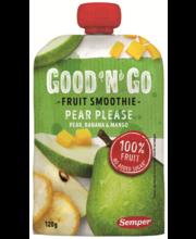Goodngo pirni-puuvilja smuuti, 120 g