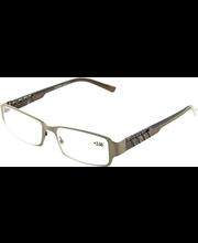 Eyeguard lugemisprillid m +3.0 metall
