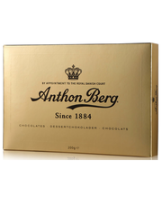 Anthon Berg Luxury Gold šokolaadiassortii 200 g