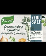 Knorr soolavabad taimepuljongikuubikud 8 × 9 g