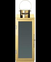 Latern Metall 32 cm, kuldne