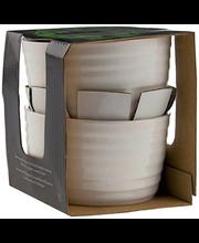 Ramekin-vorm 10 cm 2 tk, valge