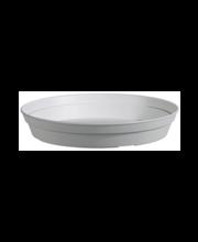Istutuspoti alus Cultivate 14 cm, valge