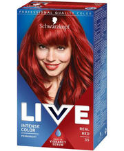 Juuksevärv Live Color XXL 35 Real Red