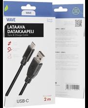 Wave'i laadimiseks sobiv andmesidekaabel Type-C – USB 2.0, 2 ...