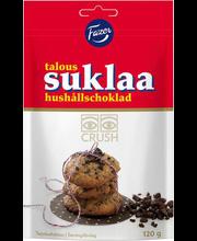Fazer tumeda šokolaaditükid küpsetamiseks ja magustoitudesse,...