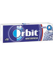 Orbit Winterfresh närimiskummid 58 g