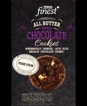Küpsised kolme šokolaadiga gluteeni- ja nisuvabad 150 g