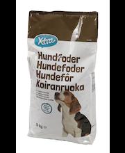 Täissööt koertele lihaga 5 kg