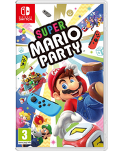 NSW mäng Super Mario Party