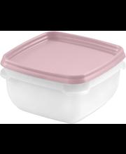 Külmutuskarp 0,5l 5 tk, roosa