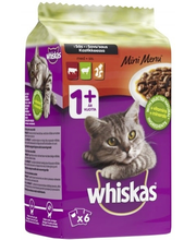 Täissööt kassidele , erinevad valikud 6 × 50 g