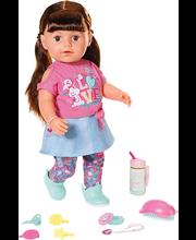 Baby Born nukk õde soft touch brünett 43cm