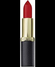 Huulepulk Color Riche Matte Addiction 346 Scarlet Silhouet