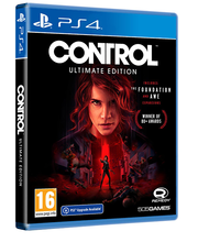 PS4 mäng Control - Ultimate Edition