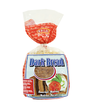 Tume leib, 600 g
