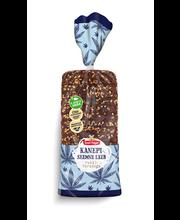 Kanepiseemne leib rukkiteradega, 500 g