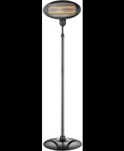 Terrassisoojendaja jalal PNH-2000DI, 2000 W