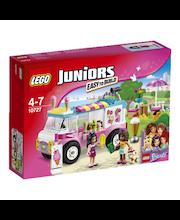 LEGO Juniors Emma jäätiseauto 10727