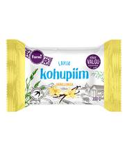 Lahja kohupiim vanilliiniga, 200 g