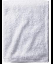 Froteerätik Minea 70x140cm valge, 100 % puuvill