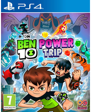 PS4 mäng Ben 10: Power Trip