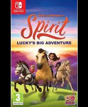 NSW mäng Spirit Lucky's Big Adventure