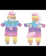 Baby Born nukk ükssarviku kostüümiga 43cm