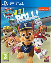 PS4 mäng Paw Patrol: On A Roll