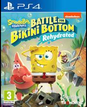 PS4 mäng THQ Spongebob SquarePants: Battle for Bikini Bottom ...