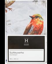Vannikardin Birds 180x200 cm