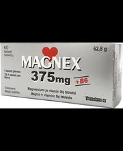 Magneesiumi ja B6 vitamiin 60 tbl.