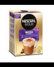 Kohvijook Nescafe Cafe Au Chocolat 8 x 18 g