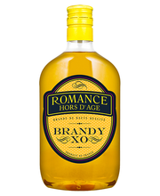 Romance Hors D`Age X.O brandy 36% 0,5L