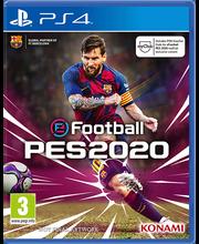 PS4 mäng Pes 2020