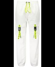 Naiste püksid AT21OW110, valge XXS
