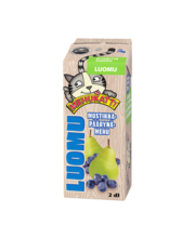 Mehukatti Mahe mustika-pirninektar, 200 ml