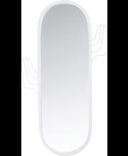 Peegel Kaktus 27x50 cm, valge