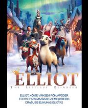 DVD Elliot, kõige väiksem põhjapõder