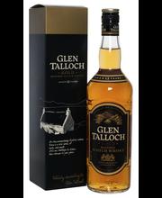Glen Talloch Gold Blended 12YO Scotch Whiskey 40% 700 ml