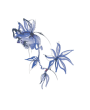 Salvrätik 24 cm 20tk blue