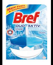 Bref Duo-Aktiv Ocean WC-värskendaja 50 ml