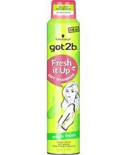 Kuivshampoon fresh it up  fresh 200ml