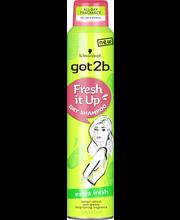 Kuivshampoon fresh it up  fresh 200ml