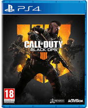 PS4 mäng Call of Duty Black Ops 4