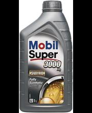 Mootoriõli Mobil Super 3000 X1 5W-40 1 l, täissünteetiline