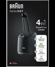 Pardli puhastuskomplekt Braun 4in1 Smart Care Center